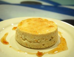 Individual Cheese Pudding