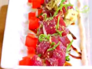 The Grove - Ahi Poke