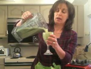 Anti Aging Cantaloupe Smoothie