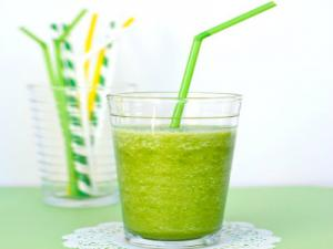 Raw and Royal Green Smoothie