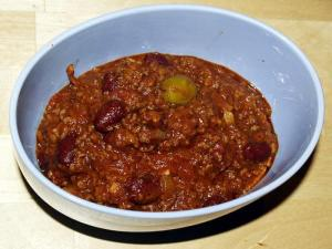 Braised Chili Con Carne