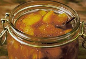 Cantaloupe Pickles