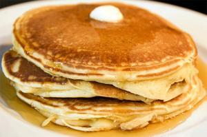 Barley Pancakes