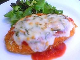 Chicken Parmesan – All you baby cows can relax!