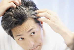 Premature graying of hair can cause a great deal of anxiety and suffering