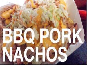 BBQ Pork Nachos!!!