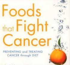 Healthy foods to fight cancer