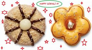 Dunkin Donuts is changing the face of Diwali.