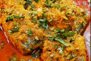 Maharashtrian Style Fish Curry