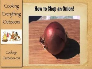 How to Chop an Onion Like a Chef -Easy Cooking Tips