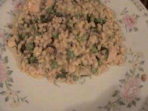 Zuza Zak's Weeknight Dinners: Pearl Barley and Chicken Risotto