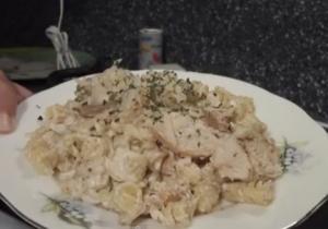 Classic Chicken Alfredo