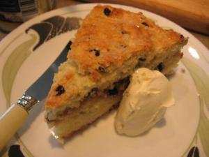 Jam Biscuit Bake
