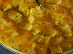 Gatte Ki Sabzi Part 2 - Making the 'Curry'