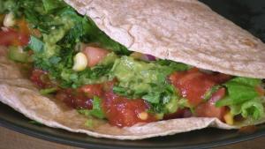 Healthy Quinoa Tacos