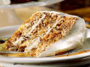 The World's Best Carrot Cake