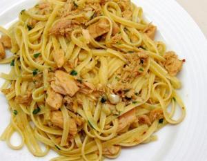Spaghetti Sea Salad