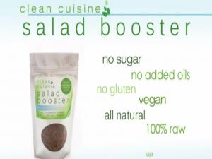 How to Use the Clean Cuisine Salad Booster