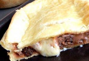 Italian Style Beef Cheese Pie