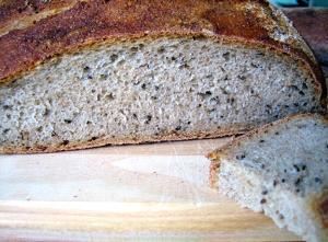 Rice N Rye Bread