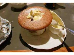 Cold Caramel Souffle