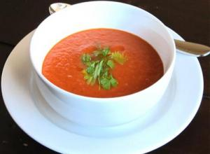 Spicy Icy Tomato Soup
