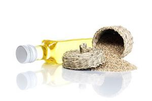 Sesame oil is rich in many vitamins which are essential for good health