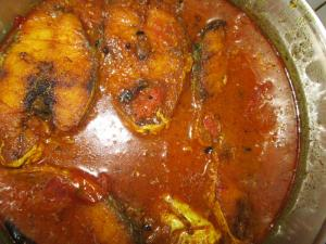 Bengali Fish Curry
