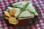 North Indian Sandwich
