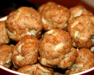 Lean Meatballs