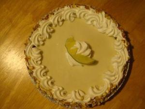 Lemon Layer Pie