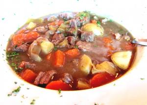 Thick and Meaty Irish Stew