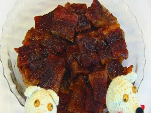 Betty's Bacon Candy