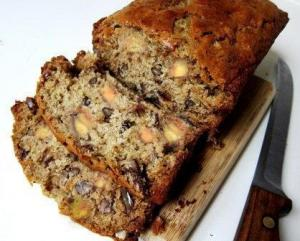 Date Pistachio Bread