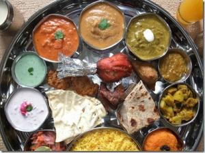 Punjabi breakfast