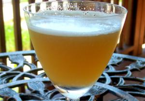 Easy Brandy Punch