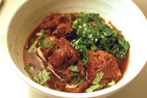 Tamarind Beef Balti