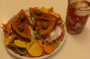 Quick and Easy Sandwich