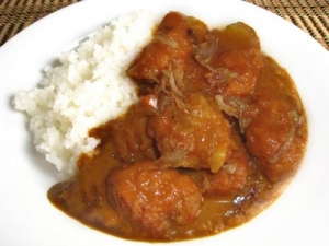 Best Shrimp Curry