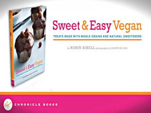 Sweet & Easy Vegan Book