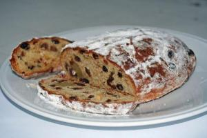 Holiday Fruit Bread