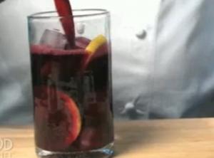 Agua Fresca with Hibiscus