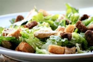 Easy Ceasar Salad