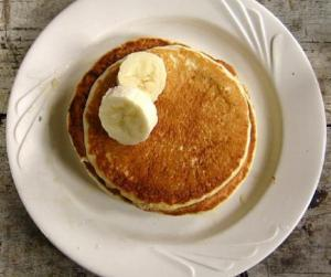 Buttermilk Whole Wheat Pancakes