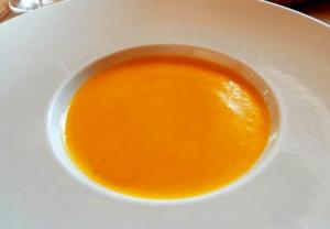 Easy Pumpkin Tomato Soup