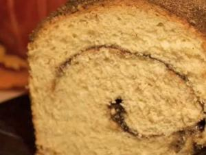 Cinnamon Bread Rolls