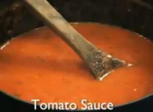Italian Style Tomato Sauce