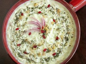 yogurt based dish