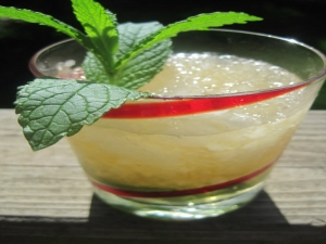 Betty's Kentucky Derby Mint Julep