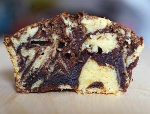 Quick Marble Cake